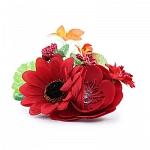 Цветочный зажим