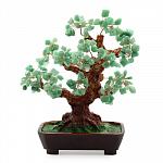 Дерево счастья нефрит, высота 25см