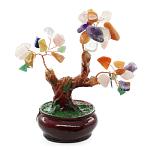 Дерево счастья самоцветы, высота