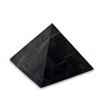 Пирамида из шунгита неполированная 15 см